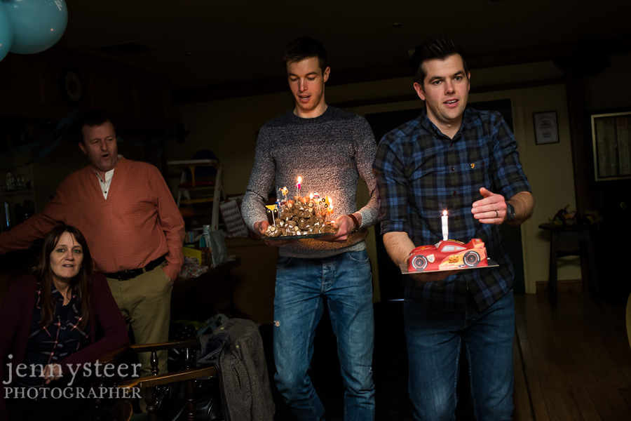 Alfie Pyne's 3rd birthday